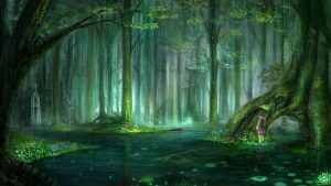 Enchanted Forest Wallpapers 62+