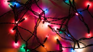 HD Christmas Lights Wallpaper 67+