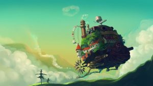 Howls Moving Castle HD Wallpaper 69+