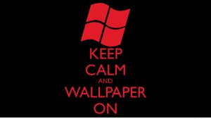 Keep Calm Wallpapers for Girls 60+