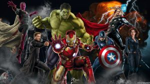 Marvel 3D Wallpapers 60+