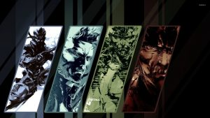 Metal Gear Solid 2 Wallpaper 74+