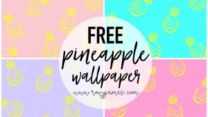 Pineapple Wallpapers 62+