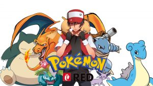 Pokemon Red Wallpaper 73+