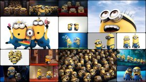 Screensavers and Wallpaper Minions 72+
