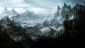 Skyrim HD Background 75+