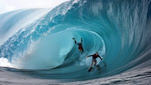 Teahupoo Surf Wallpapers 66+