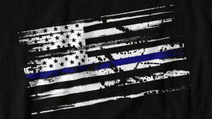 Thin Blue Line Wallpaper 53+