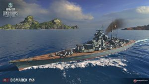 World of Warships Yamato Wallpaper 80+