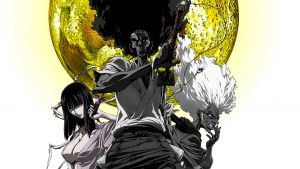 Afro Samurai Wallpaper HD 75+