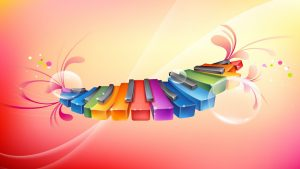 Backgrounds for Music 60+
