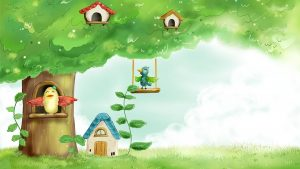 Birdhouse Wallpaper 41+