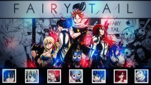 Fairy Tail Wallpapers 81+