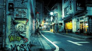Japan Cityscape Wallpapers 46+