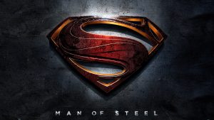 Man of Steel Logo Wallpaper 72+