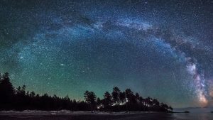 Milky Way From Earth Wallpaper 53+