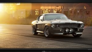 1967 Shelby Gt500 Eleanor Wallpaper 69+