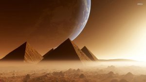 Alien Planet Landscapes Wallpaper 66+