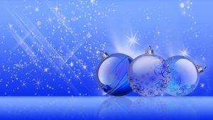 Blue Christmas Background 38+