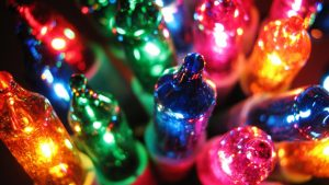 Christmas Lights Desktop Wallpaper 58+