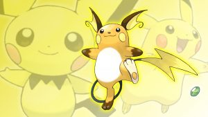 Raichu Wallpaper 70+
