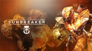 Destiny Sunbreaker Titan Wallpaper 82+