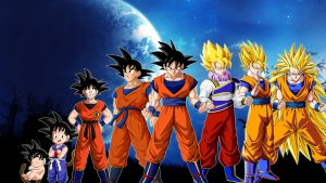 Dragon Ball Z Wallpaper HD 69+