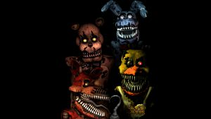 Fnaf All Characters Wallpaper 80+