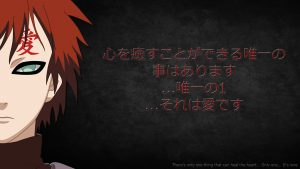 Gaara HD Wallpapers 56+