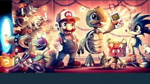 Mario and Sonic Wallpaper 76+
