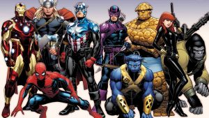 Marvel Super Heroes Wallpaper 71+