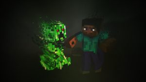 Minecraft Creeper Wallpaper 76+