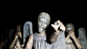 Weeping Angels Live Wallpaper 65+