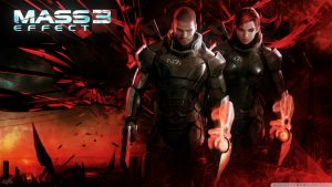 Mass Effect Desktop Background 71+