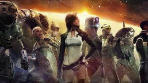 Mass Effect Wallpaper 76+