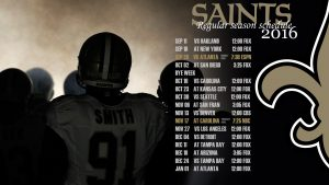 New Orleans Saints Wallpaper Logo 66+