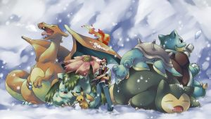 Pokemon Starters Wallpaper 74+