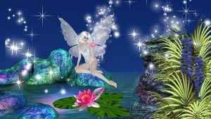 Pretty Fairy Wallpapers 61+