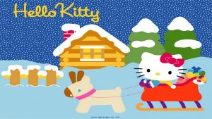 Christmas Hello Kitty Wallpaper 58+