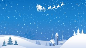 Christmas Scenery Wallpapers 60+