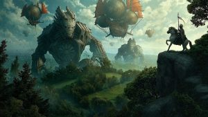 Epic Fantasy Wallpapers 70+