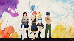 Fairy Tail Background 70+