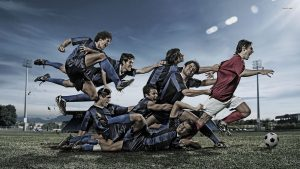 Soccer Players Wallpaper 64+
