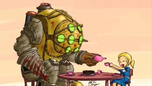Bioshock Big Daddy Wallpaper 69+