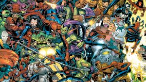 Comic Book Wallpaper for My Desktop 61+
