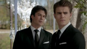 Damon and Stefan Salvatore Wallpaper 78+
